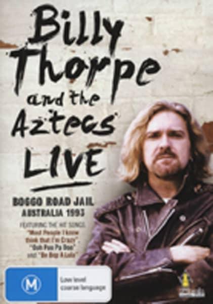 Live - Boggo Road Jail Australia 1993