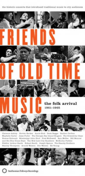 Friends Of Old Time Music: The Folk Arrival 1961-65 (3-CD Box)
