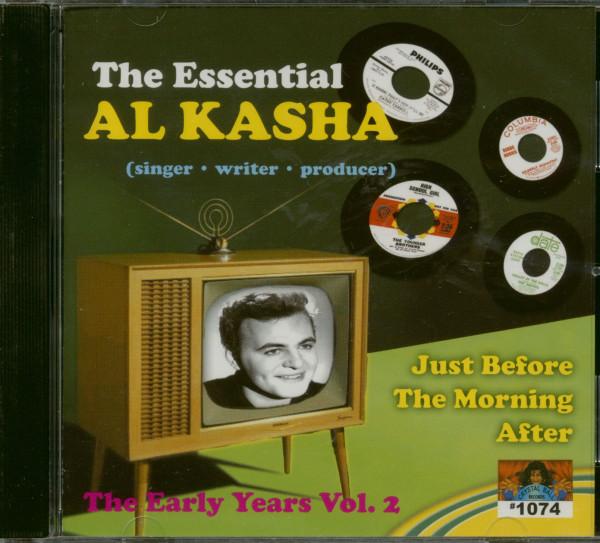 The Essential Al Kasha Story Vol.2