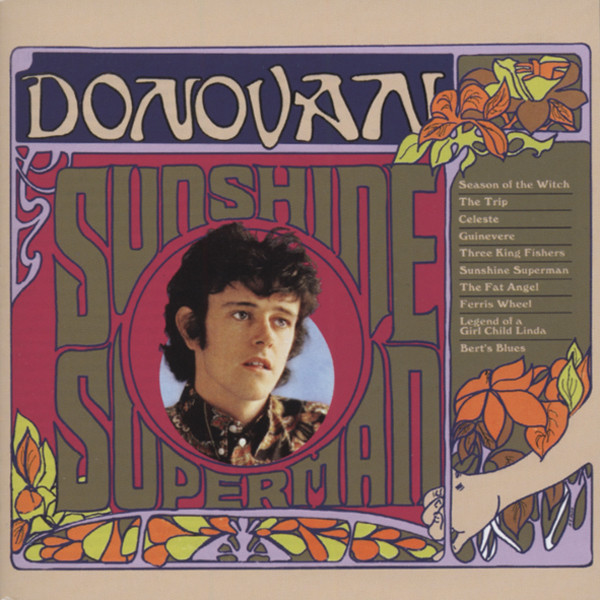 Sunshine Superman...plus