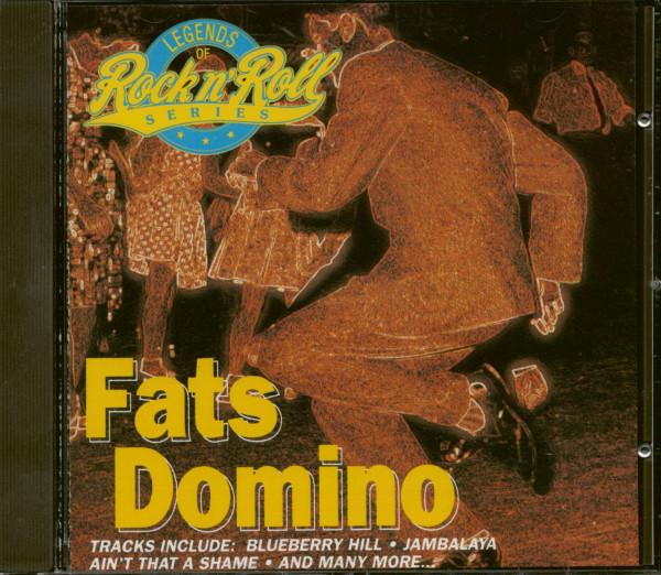 Legends Of Rock N' Roll (CD)