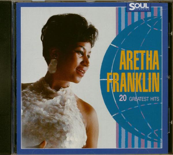 Aretha Franklin - 20 Greatest Hits (CD)