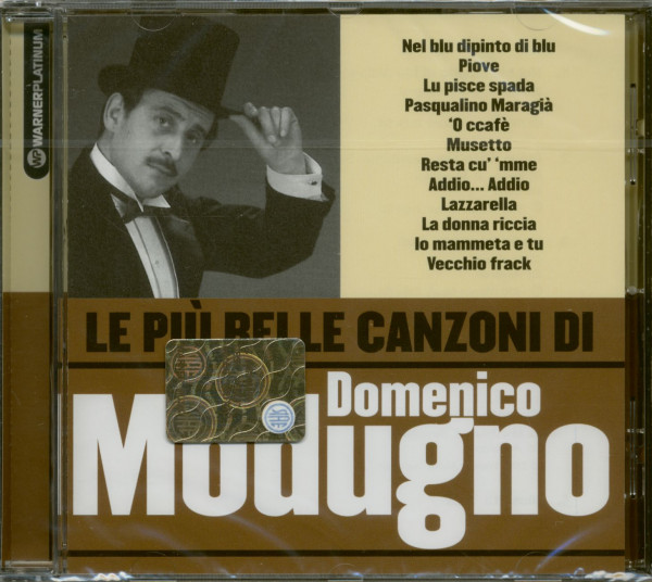 Le Piu' Belle Canzoni Di (CD)