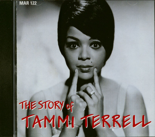 The Story Of Tammi Terrell (CD)