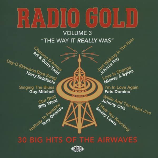 Radio Gold Vol.3 (CD)