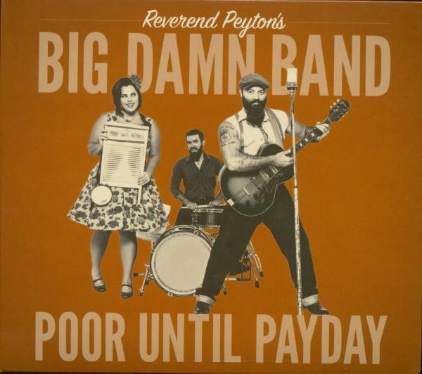Poor Until Payday (CD)
