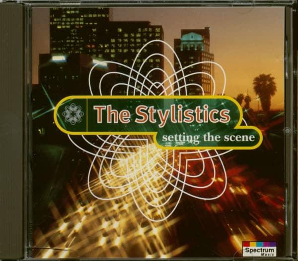 Setting The Scene (CD)
