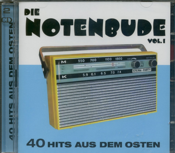 Die Notenbude Vol.1 2-CD