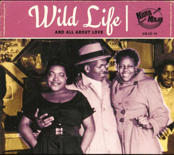 Wild Life - And All About Love (CD)