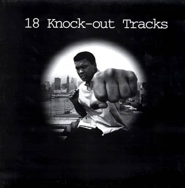 18 Knock-Out Tracks - Rockabilly (LP)