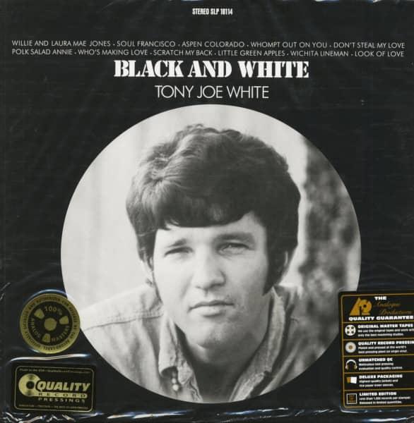 Black And Wihite (LP, 180g Vinyl, Ltd.)