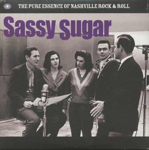 Sassy Sugar - The Pure Essence Of Nashville Rock 'n' Roll (2-LP)