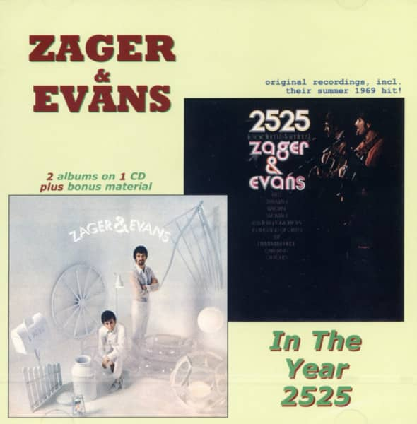 In The Year 2525 (CD)