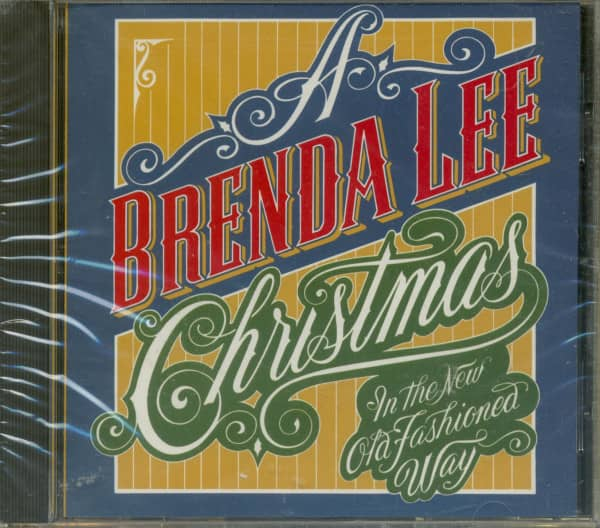 A Brenda Lee Christmas - In The New Old Fashioned Way (CD)
