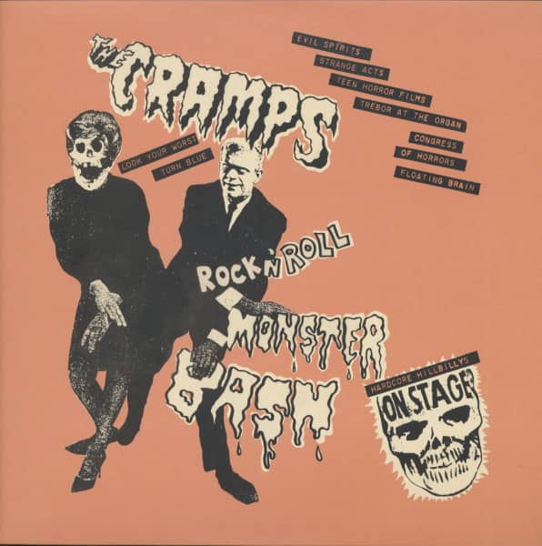 Rock And Roll Monster Bash (LP)