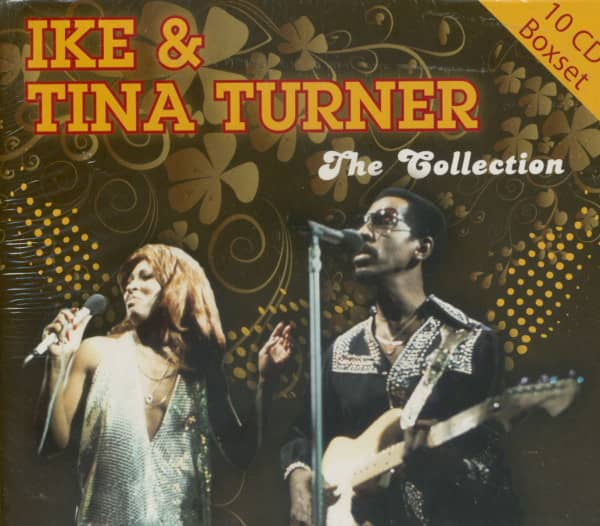 The Collection 10 CD Box Set