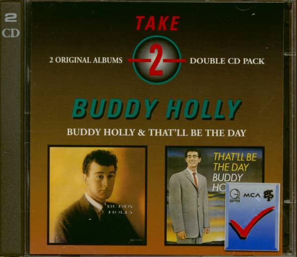Buddy Holly - That'll Be The Day (2-CD)