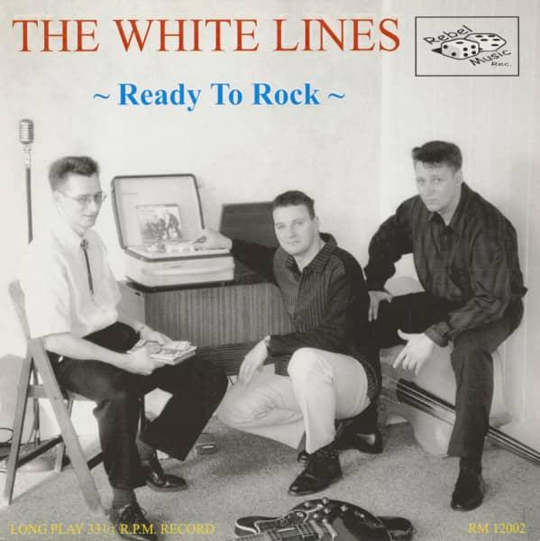 Ready To Rock (LP)