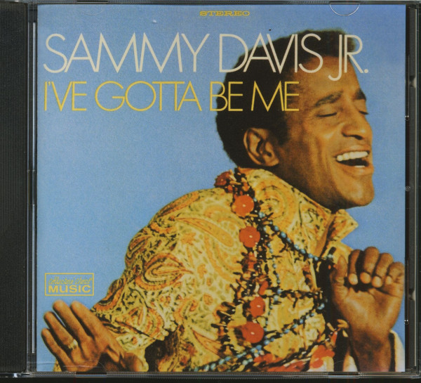 I've Gotta Be Me (CD)