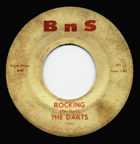 Rocking - Square Town 7inch, 45rpm