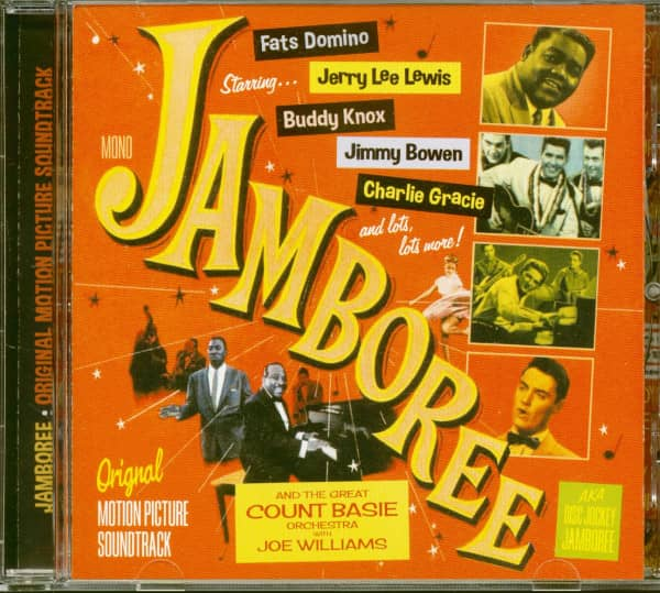 Jamboree - Original Motion Picture Soundtrack - Plus! (CD)
