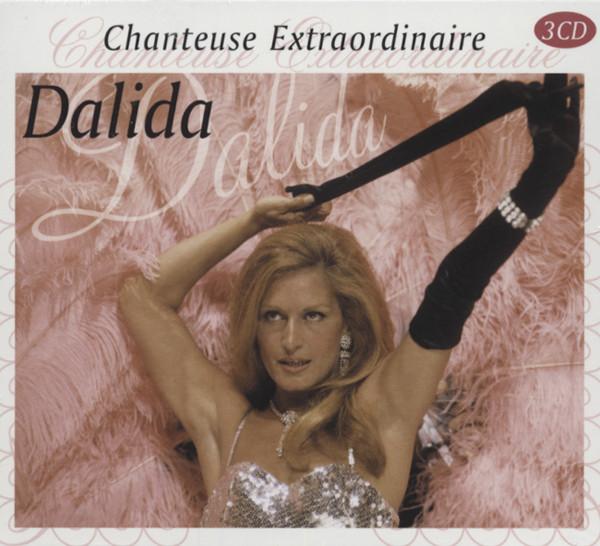 Chanteuse Extraordinaire (3-CD)