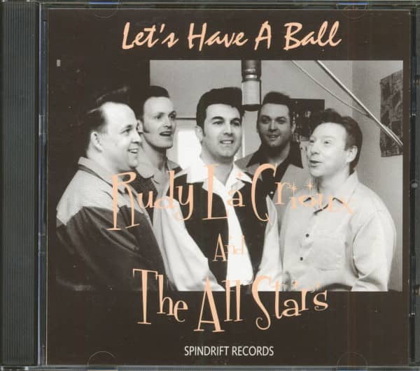 Let's Have A Ball (CD)