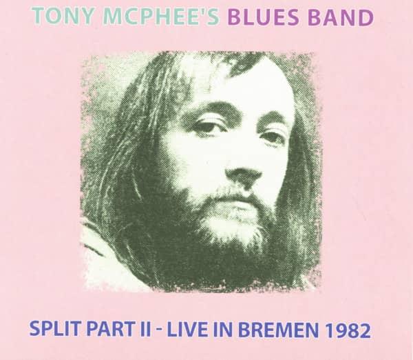 Split Part II - Live In Bremen 1982 (CD)