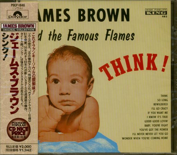 Think! (CD, Japan)
