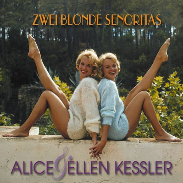 Zwei blonde Senoritas