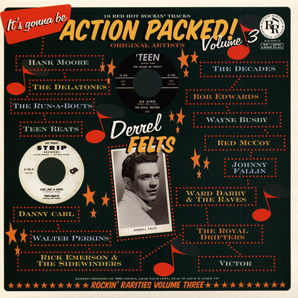 Action Packed! Vol.3 (LP)