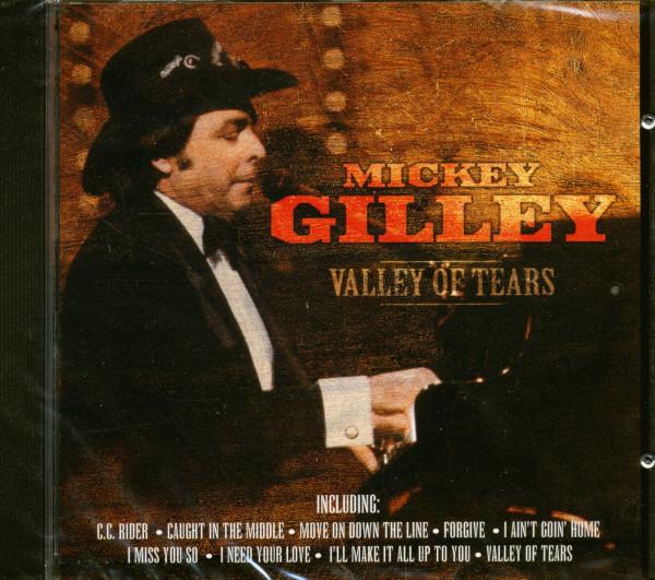 Valley of Tears (CD)