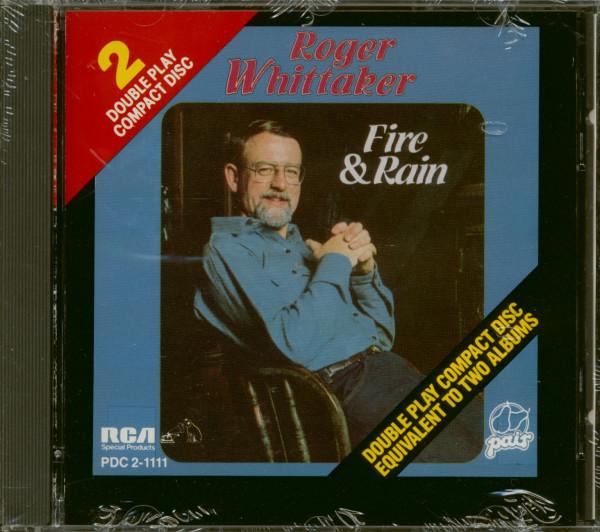Fire And Rain (CD)
