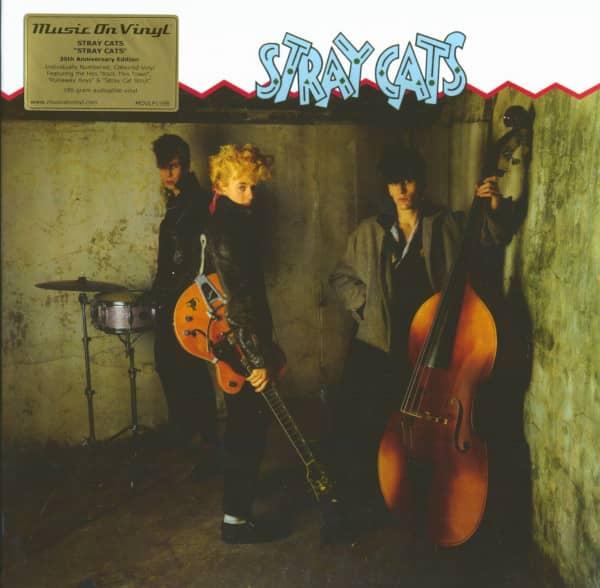 Stray Cats (LP, 180 Gram Vinyl)