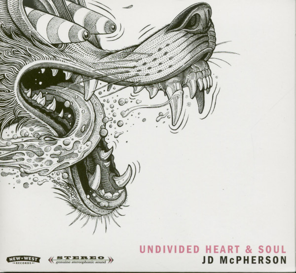 Undivided Heart & Soul (CD)