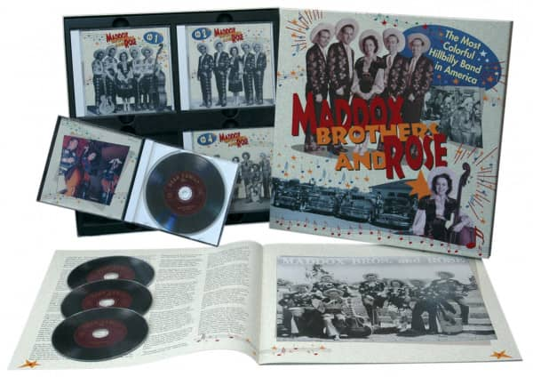The Most Colorful... (4-CD Deluxe Box Set)