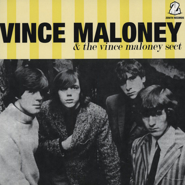 & The Vince Maloney Sect 7inch, 45rpm, PS EP