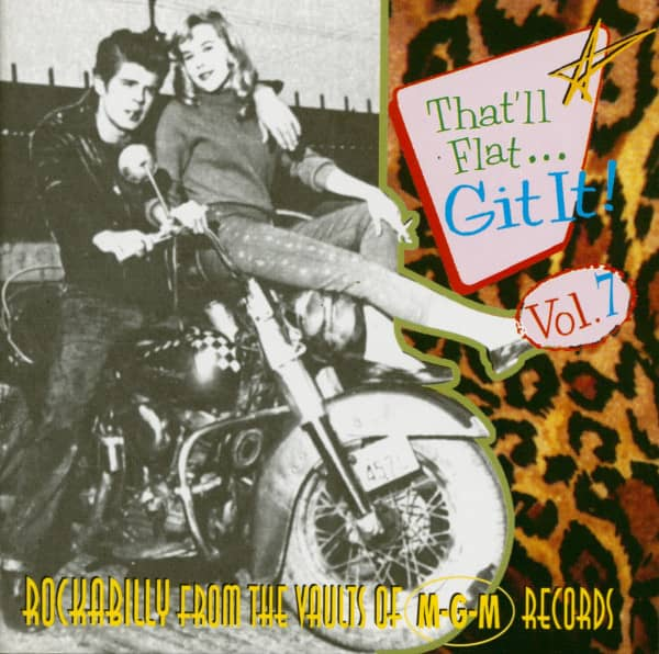 Vol.7 - Rockabilly From The Vaults Of MGM Records (CD)