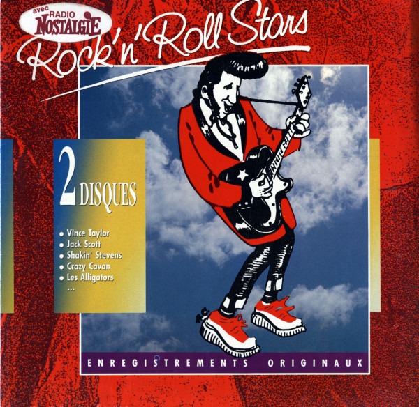 Rock 'N' Roll Stars (2-LP)