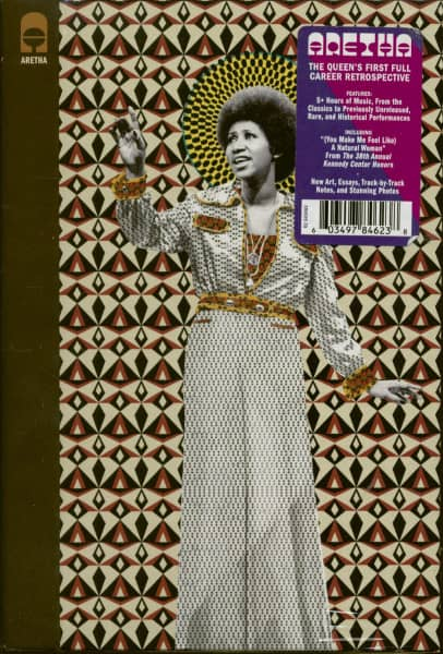 Aretha (4-CD Deluxe Digibook)