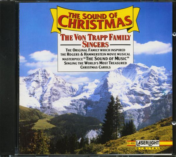 The Sound Of Christmas (CD)
