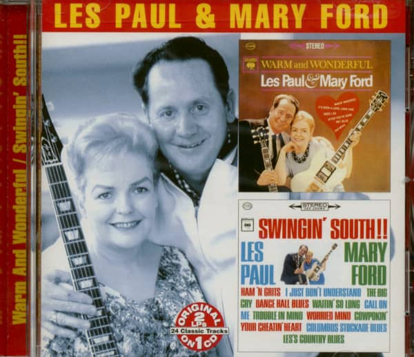 Warm & Wonderful - Swingin' South!! (CD)