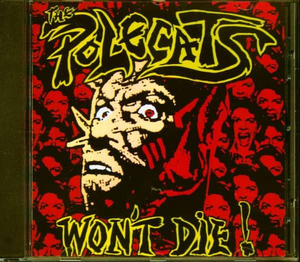 The Polecats Won't Die (CD)