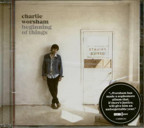 Beginning Of Things (CD)