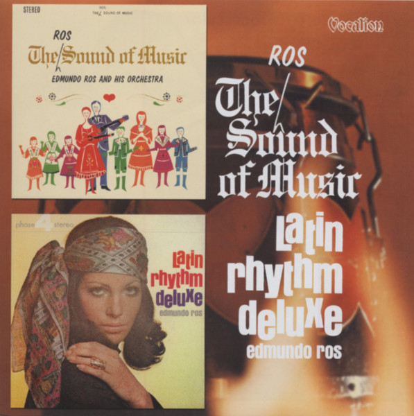 The Sound Of Music & Latin Rhythm Deluxe