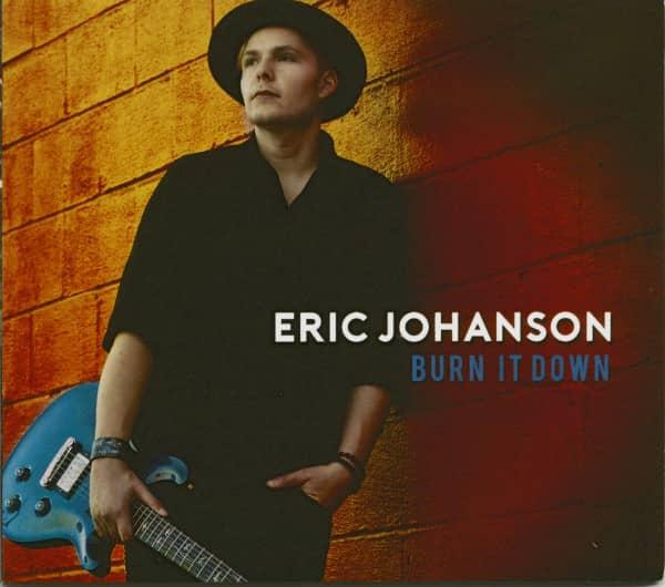 Burn It Down (CD)