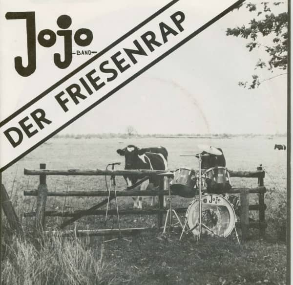 Der Friesenrap - Dass ich verschieden bin von dir (7inch, 45rpm, BC, PS)