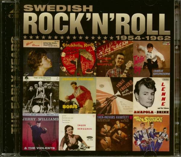 Swedish Rock'n'Roll 1954-1962 (2-CD)