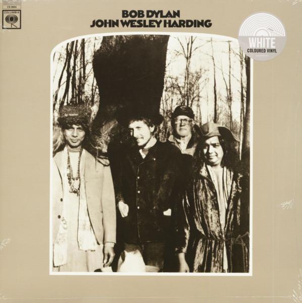 John Wesley Harding (LP, Colored Vinyl)