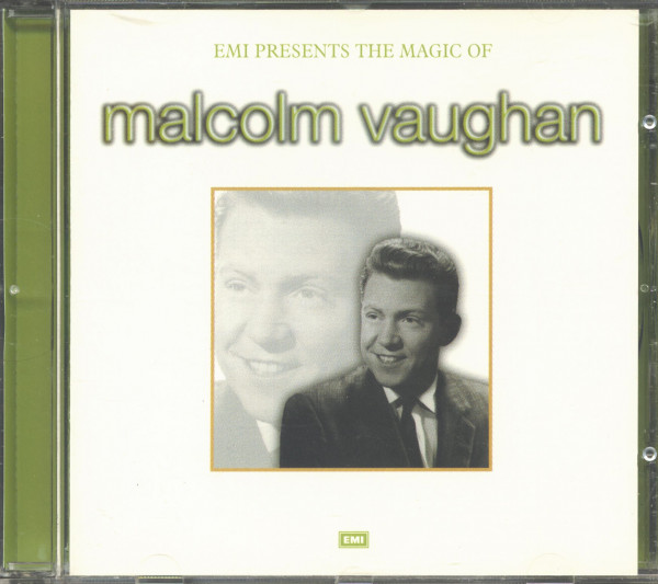 EMI Presents The Magic Of Malcolm Vaughan (CD)